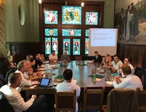 Regionalkonferenzen in Thalheim und Mittweida