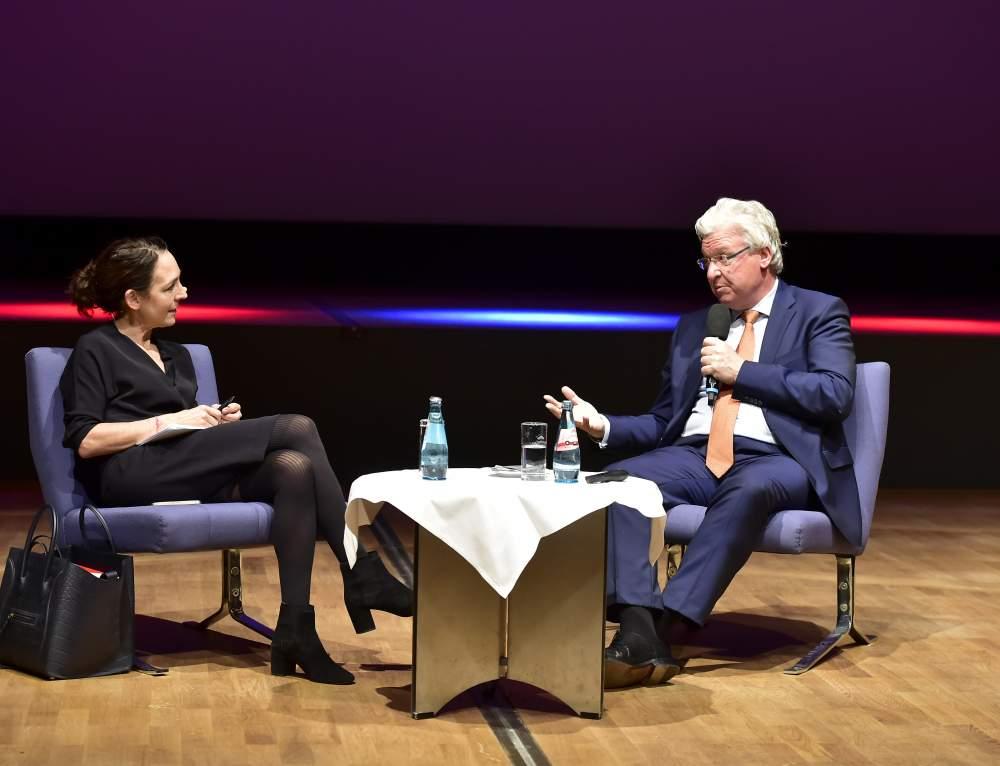 Im Gespräch mit Dr. Oliver Scheytt: Wen muss Chemnitz überzeugen?