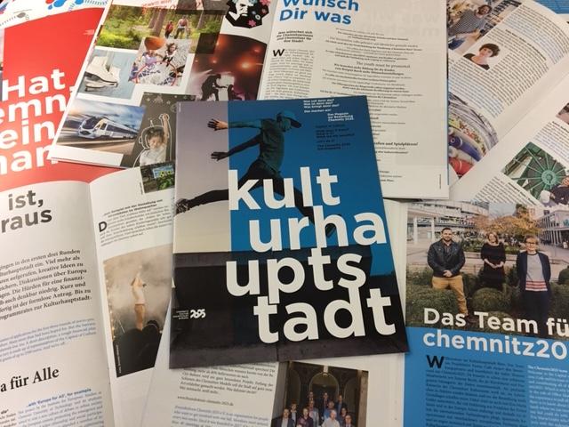 Kulturhauptstadt Im Magazinformat Chemnitz Europäische