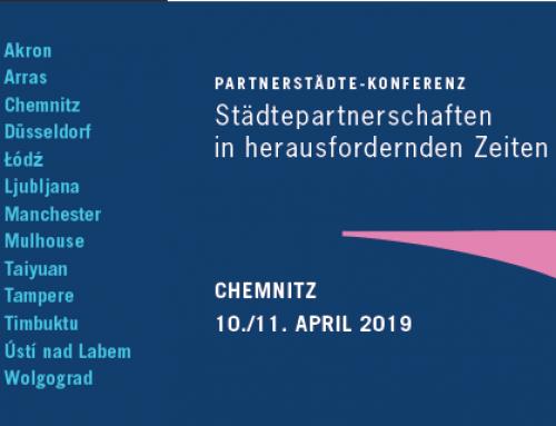 Internationale Konferenzwoche in Chemnitz