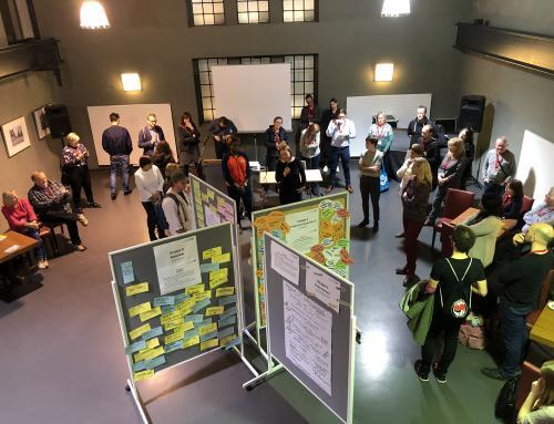 Workshop zu Beteiligungsprojekten