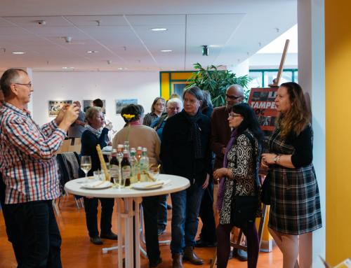 Fotokünstler aus Tampere zu Gast