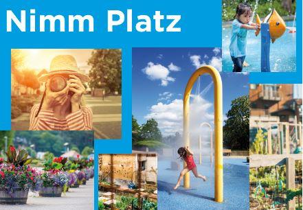 "Aktion ""Nimm Platz!"""