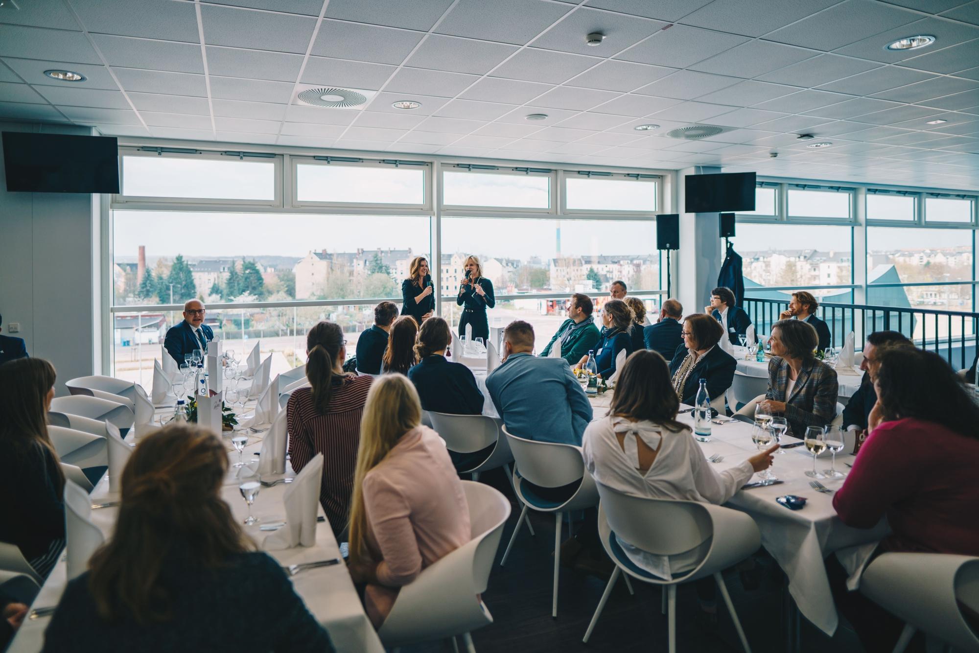 Konferenz der Chemnitzer Partnerstädte
